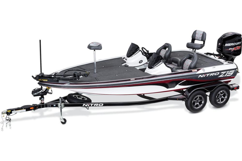 2017 nitro® z19 bass boat