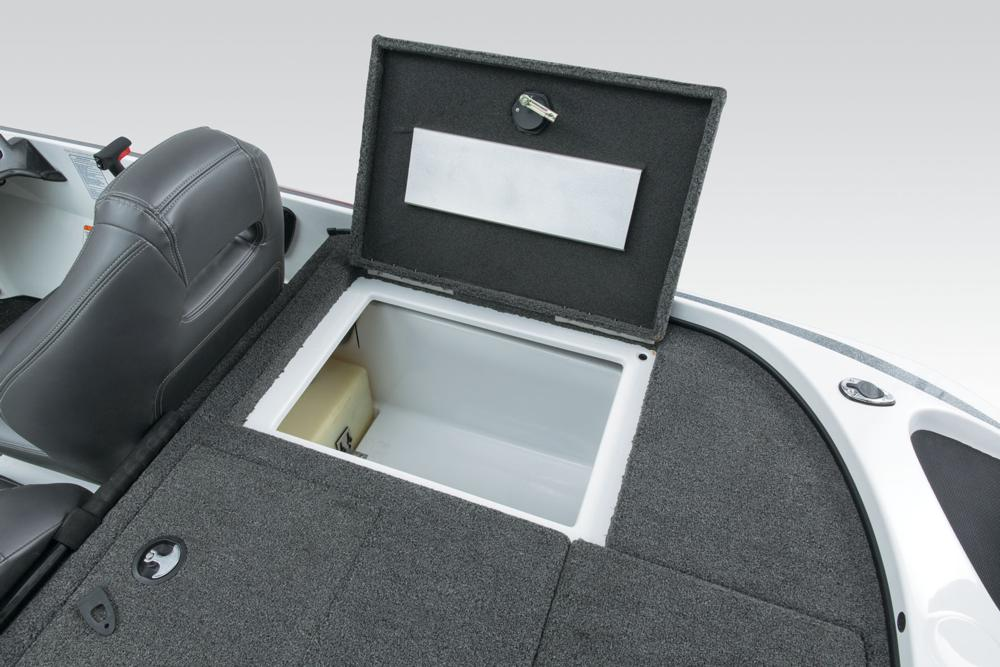 Lift Out, Molded Starboard Aft Storage Box That Will Accept Seven 3700  Tackle Trays