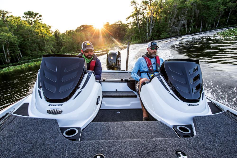 2017 NITRO® Z19 Bass Boat w/ Z-PRO Package