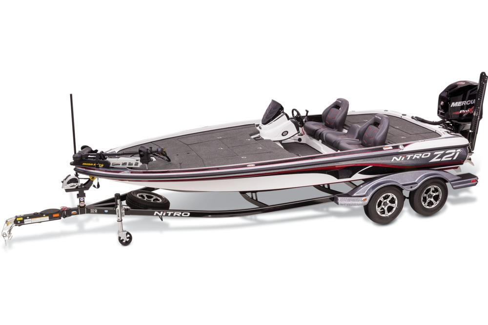 NITRO® Bass Boats - 2018 Z Series