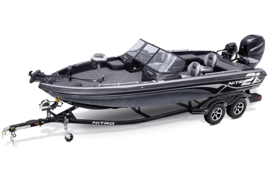 2018 NITRO® ZV21 Z-PRO High Performance Package
