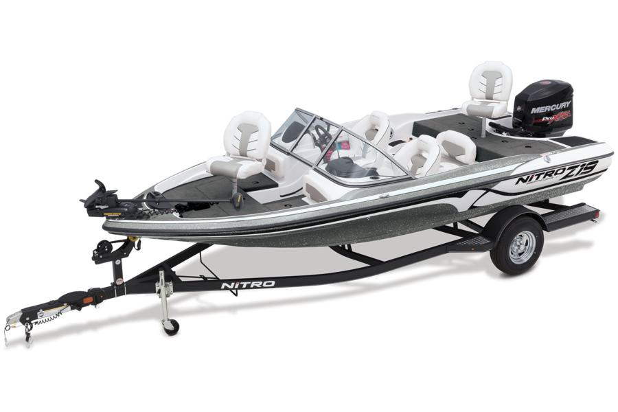 Best Fish And Ski Boats >> Nitro Fish And Ski Boats 2018 Sport Series