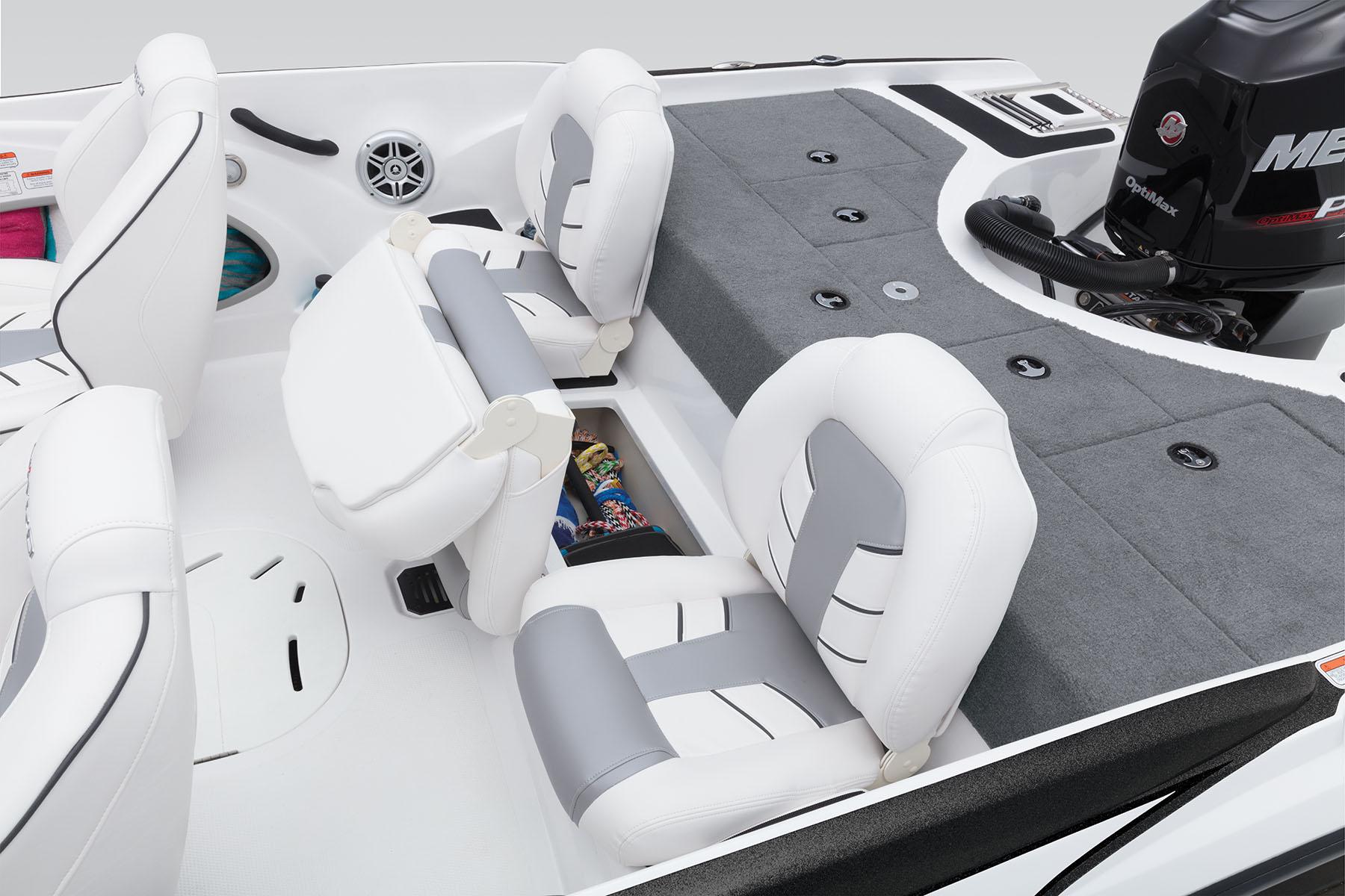 2018 NITRO® Z19 Sport Boat