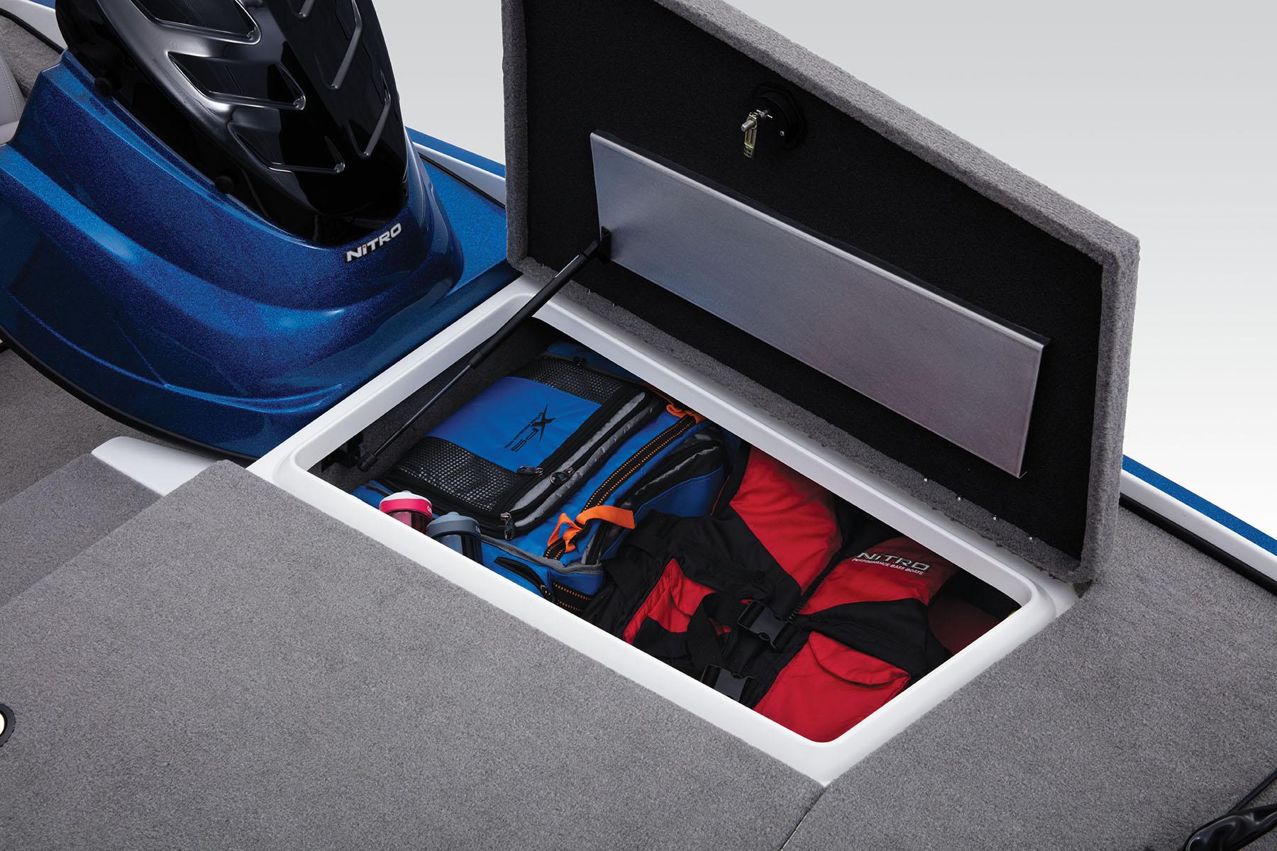 2018 Nitro Z17 Bass Boat Cobalt Fuse Box