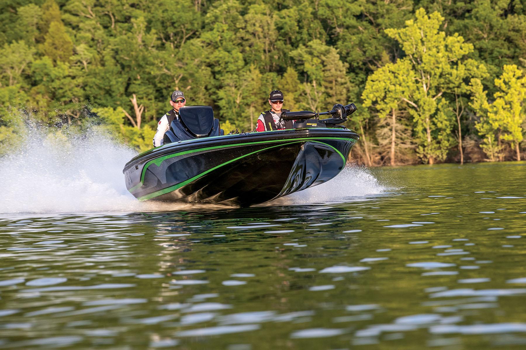 2018 Nitro Z18 Bass Boat Kawasaki Er 500 Wiring Diagram