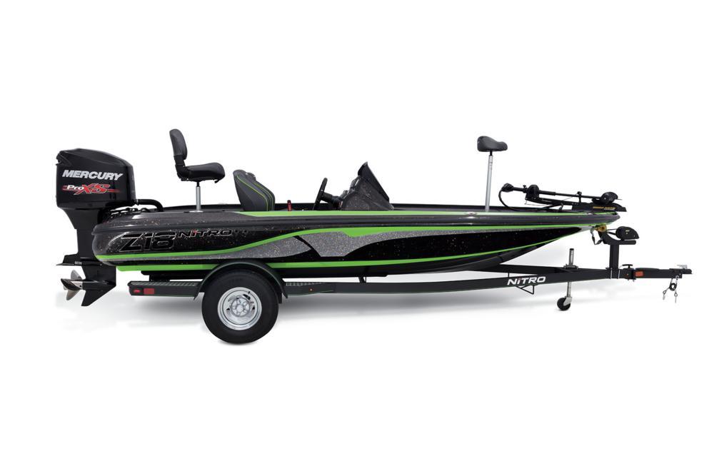 2018 NITRO® Z18 Bass Boat