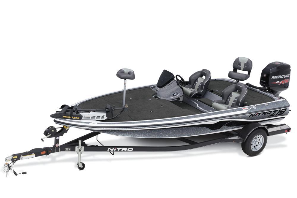 2018 nitro z19 bass boat rh nitro com Nitro Boat Seats Nitro Z8
