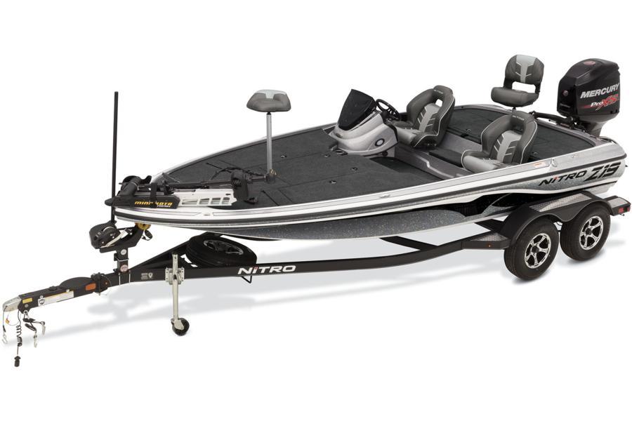 NITRO® Bass Boats - 2018 Z Series