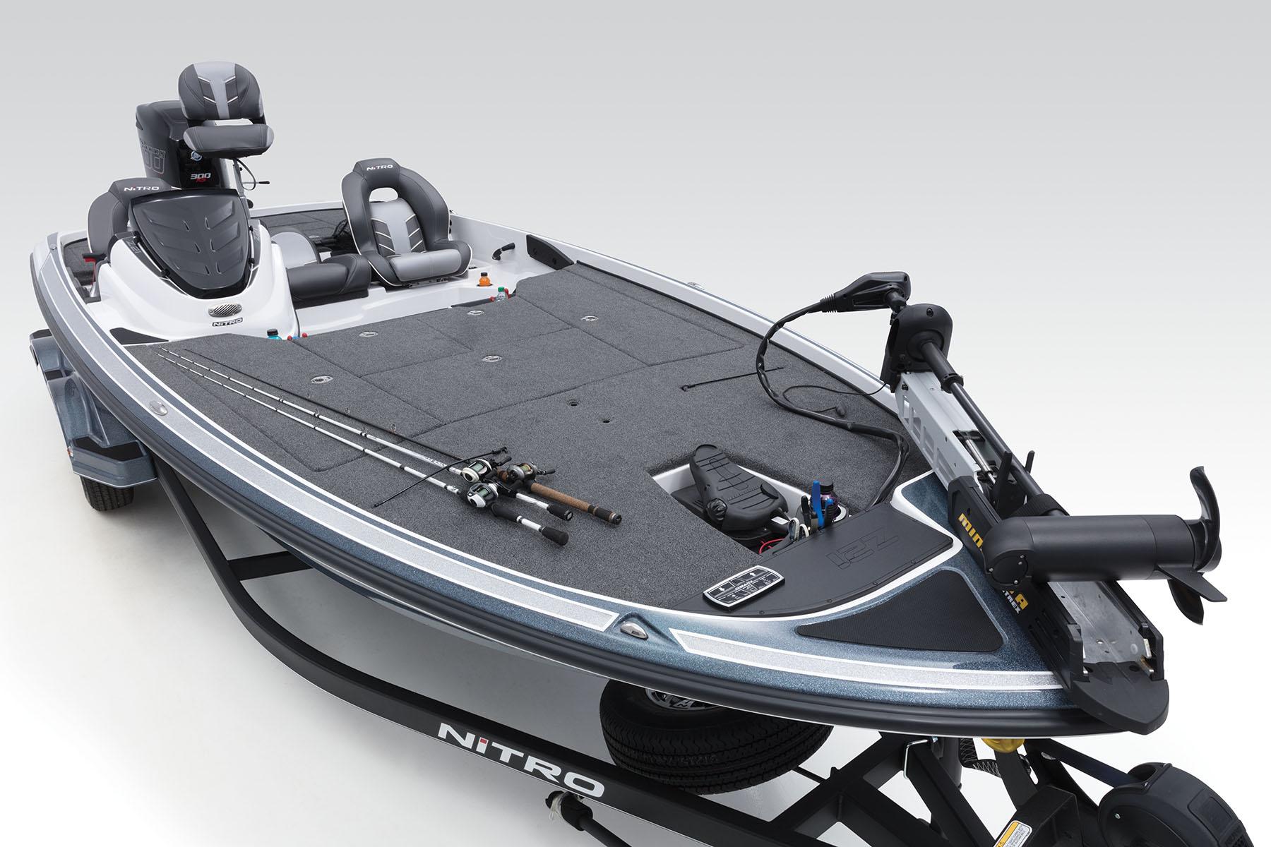 2018 Nitro Z21 Bass Boat 80 Fuse Box