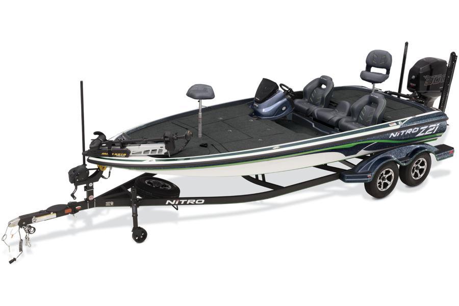 2018 NITRO® Z21 Bass Boat w/ Z-PRO Package