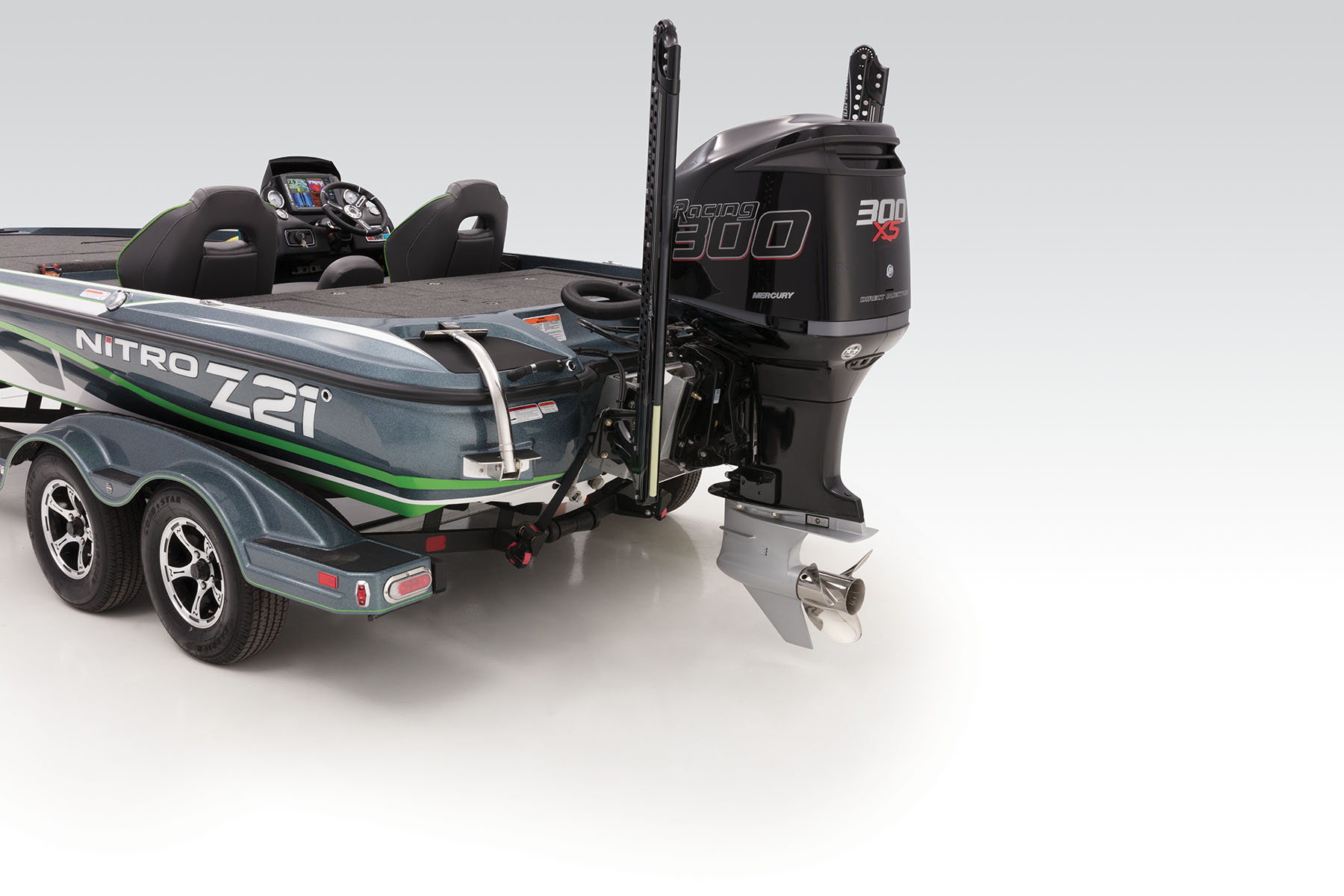 2018 Nitro Z21 Bass Boat W Z Pro Package Line Boats Wiring Diagram