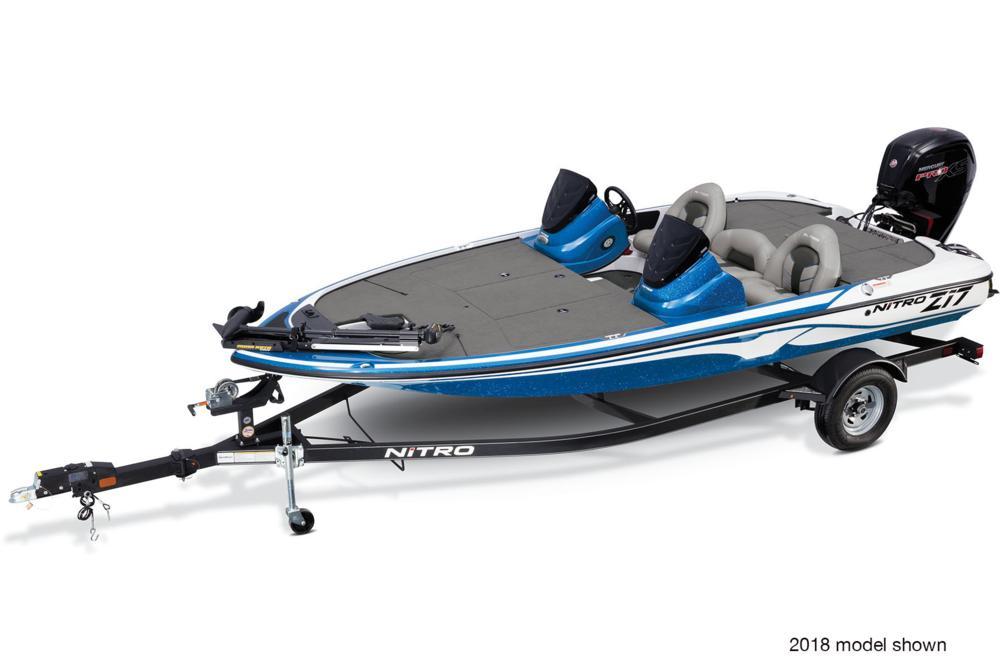 nitro bass boats 2019 z series