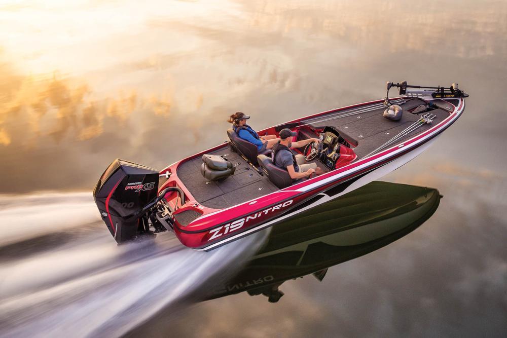 2019 NITRO® Z19 Bass Boat