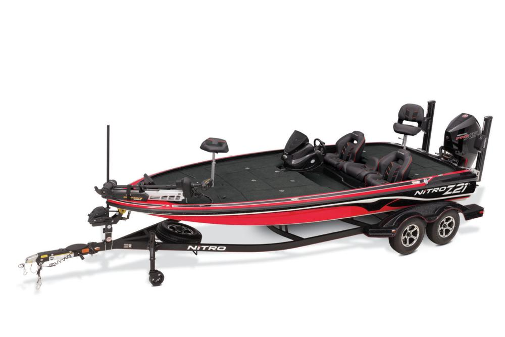 2019 NITRO® Z21 Pro Bass Boat w/Performance Package
