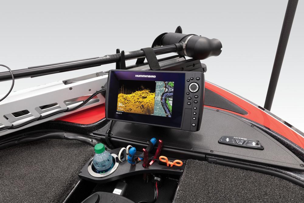 2019 NITRO® Z21 Pro Bass Boat w/Performance Package