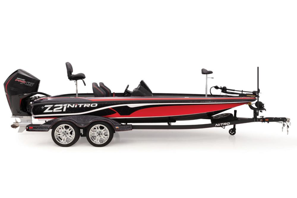 2019 NITRO® Z21 Bass Boat