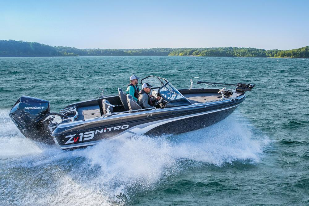 2019 NITRO® ZV19 Multi-Species Boat