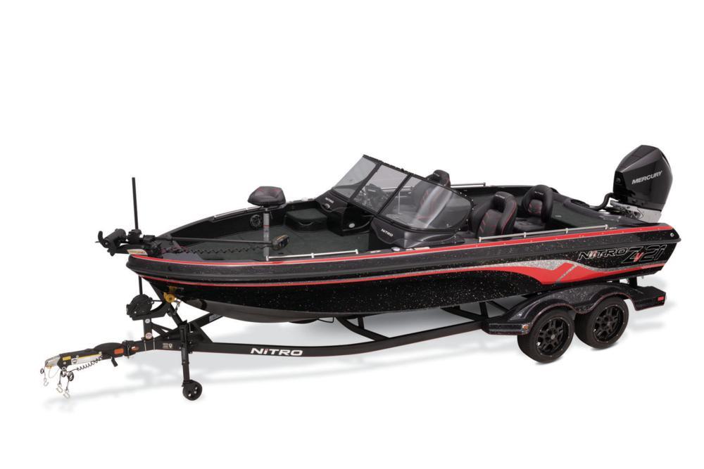 2019 NITRO® ZV21 Multi-Species Boat