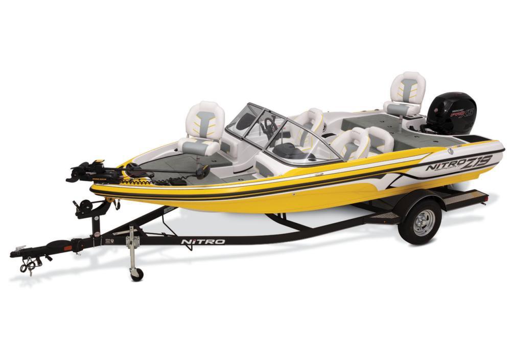 NITRO® Performance Fishing Boats
