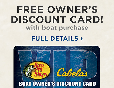 Boat Specials and Promotions