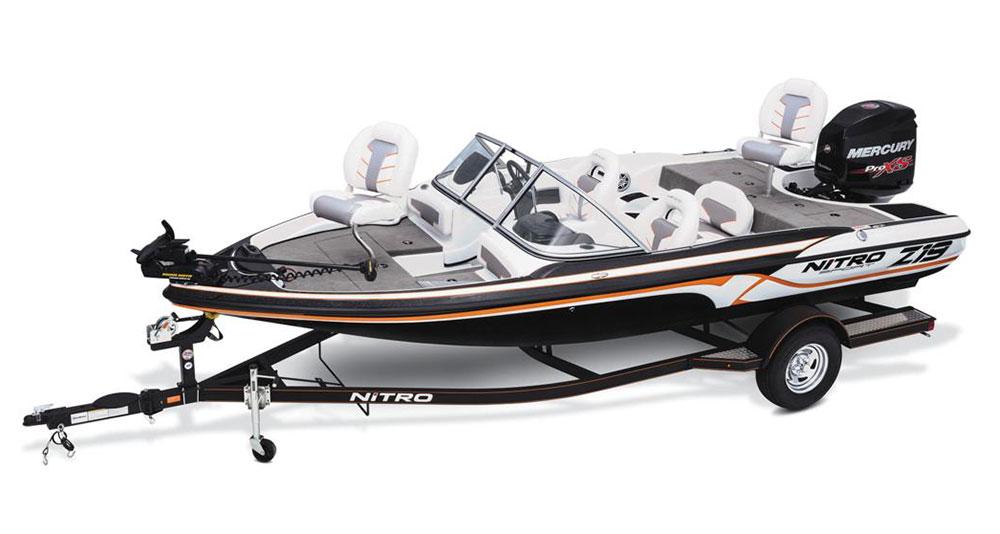Nitro performance fishing boats pro series publicscrutiny Images