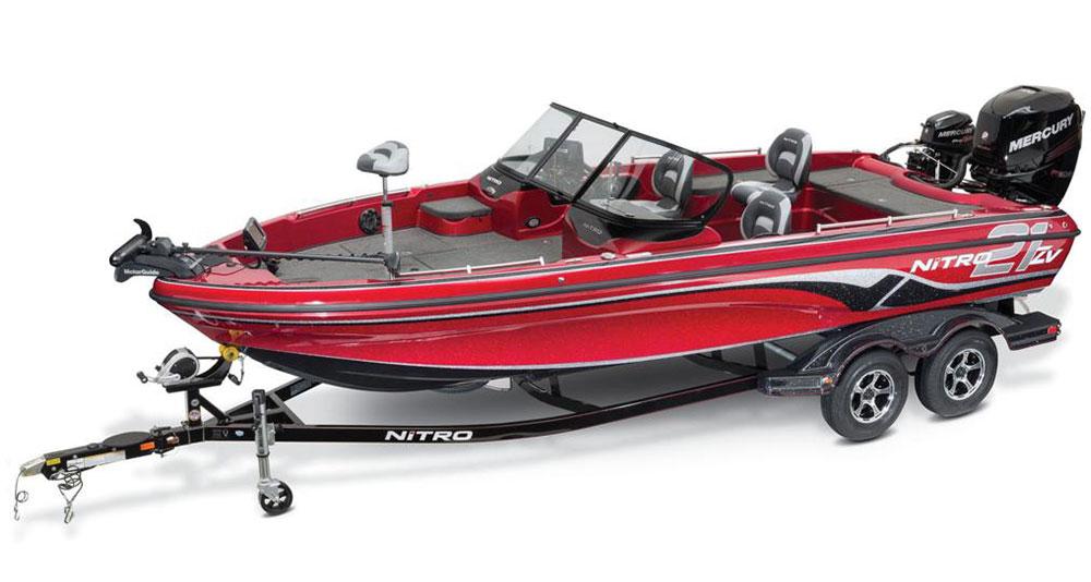 NITRO Performance Fishing Boats - Nitro bass boat decals